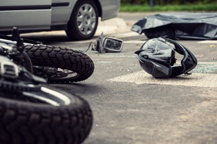 Motorcycle Wreck That Led to Nerve Damage