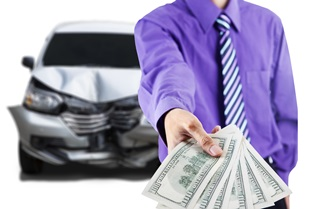 Valuing a car crash