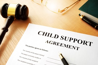 Child support after remarrying