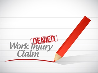 When you're denied workers' comp