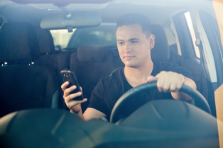 Reckless driving and distracted drivers