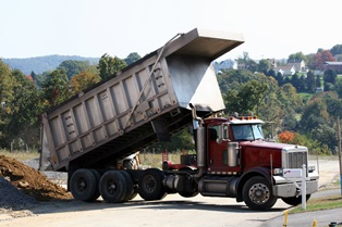Accidents with small trucks