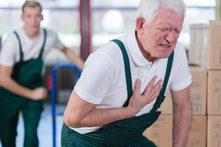 Workers' comp for heart attacks