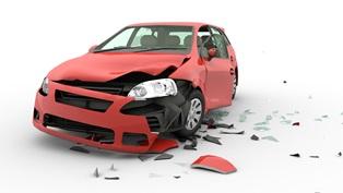 Sideswipe accidents