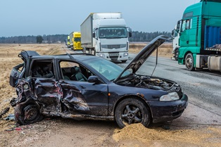 Hiring a truck accident attorney