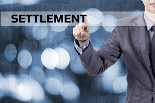 Accepting a workers' comp settlement