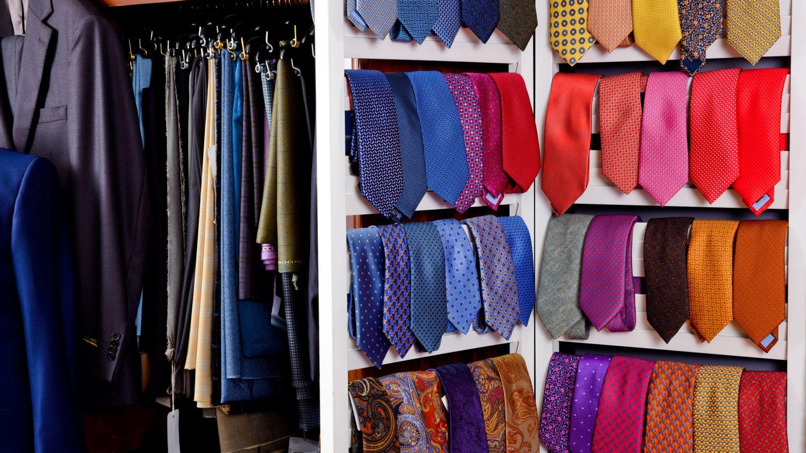 ties and accessories Washington DC Fairfax VA
