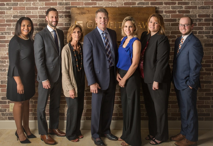 The Legal Team at GriffithLaw - Attorneys and Support Staff