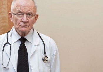 IME doctor hired by the defense lawyer