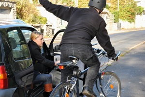 bicycle dooring accidents