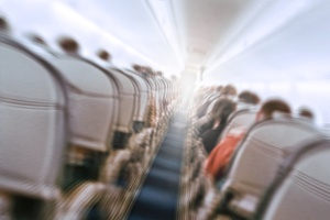 blurry-picture-of-airline-seats-showing-turbulence