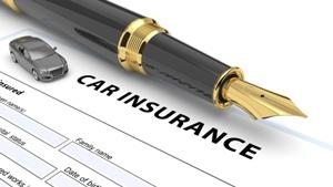 car insurance form fountain pen toy car
