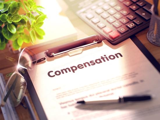 compensation clipboard