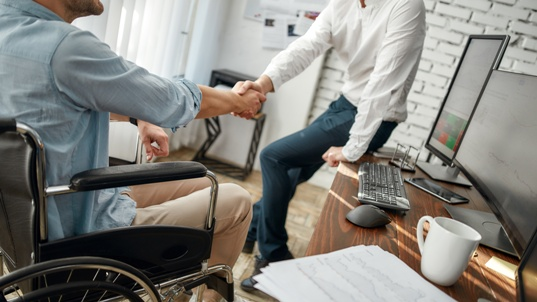 disability work restrictions MMI