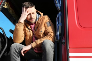 drowsy truck drivers cause crashes