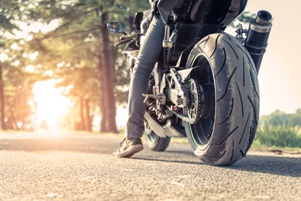 motorcycle crash types