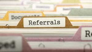 referrals file folder