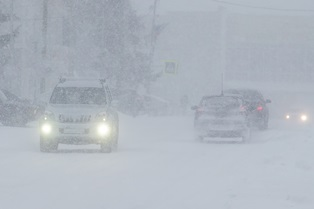 Car accidents in snowy weather