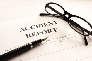 Requesting an accident report
