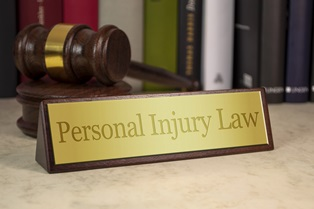 Punitive damages awarded in personal injury cases