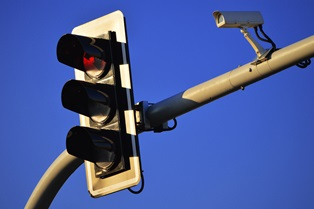 Use of red light cameras