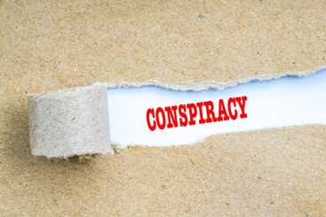 Conspiracy Charges Paperwork