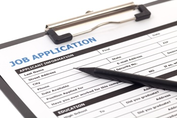 Job Application and Pen Izquiredo Law Firm