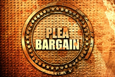 Plea Bargain Stamp Federal Crime Lawyer Izquierdo Law Firm