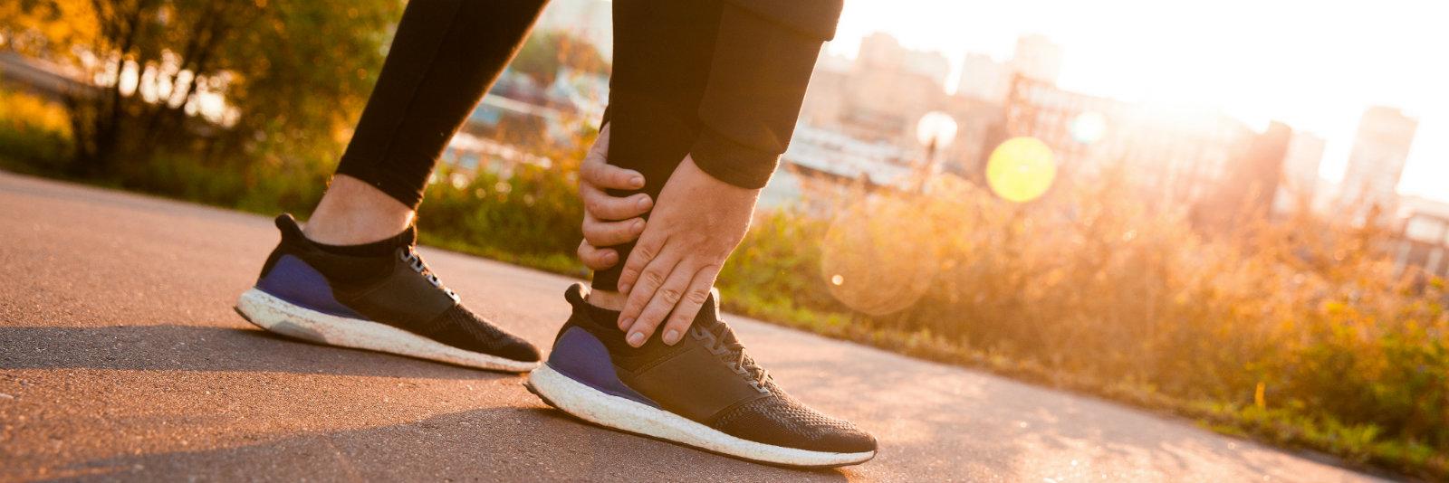 Flat Foot Pain