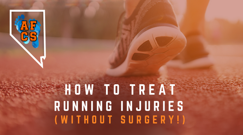 How to Treat Running Injuries (Without Surgery!)