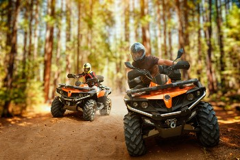 Call an attorney after an ATV accident.