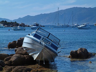 Causes of boating accidents