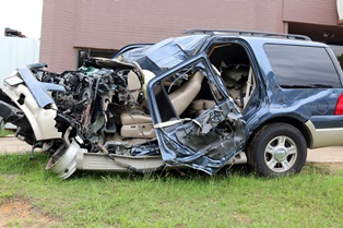 What to do after a crash with a drunk driver