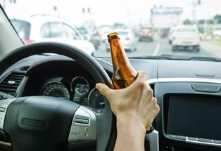 Punitive damages in drunk driving crash