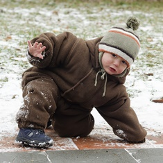 Children and slip and fall accidents