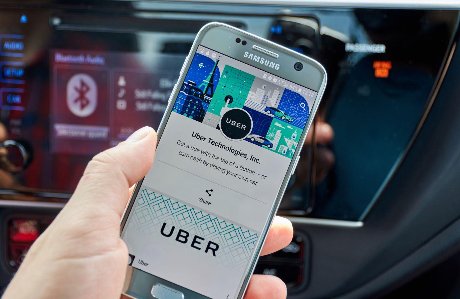 Uber and Lyft ridesharing tips
