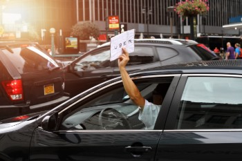 You need a lawyer after a rideshare accident.
