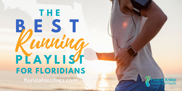 best running playlist for Floridians