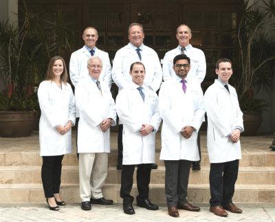 Foot & Ankle Associates of Florida team