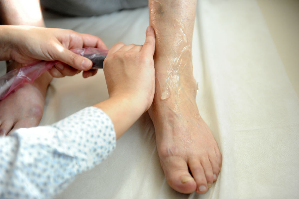 foot ultrasound