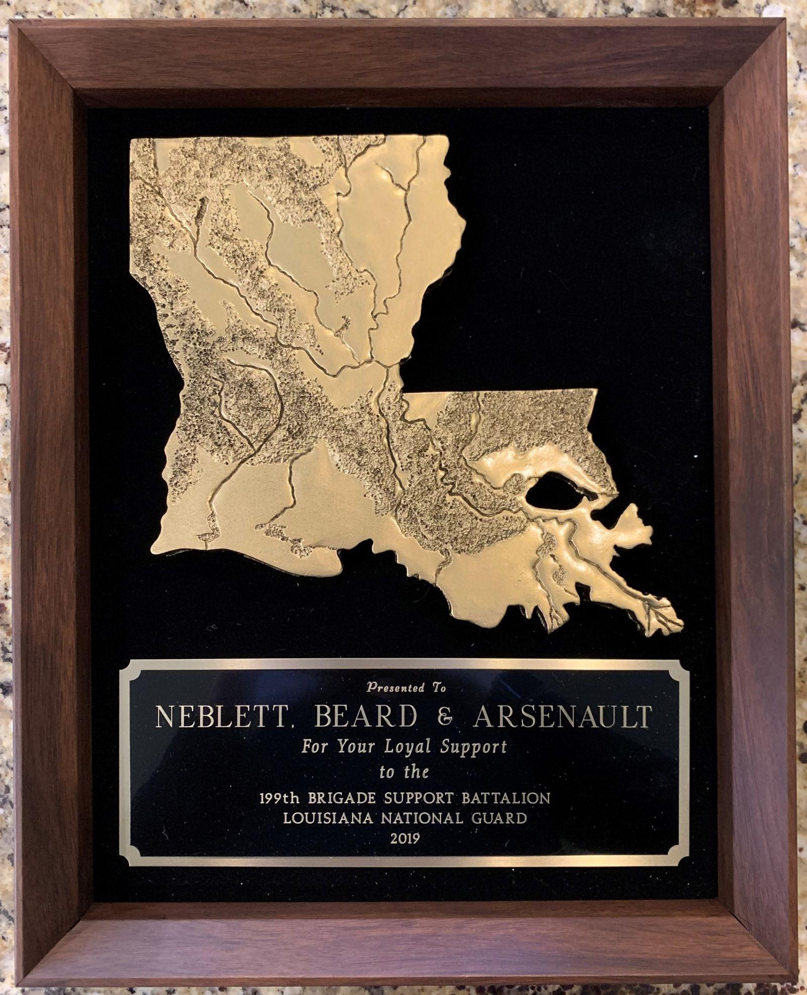 Neblett Beard and Arsenault
