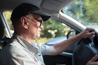 Senior drivers and accidents