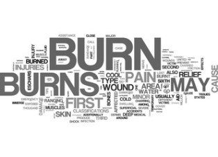 Complications from burn injuries