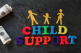 Child support and personal injury cases Neblett, Beard and Arsenault