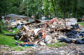 The Dangers of Asbestos Is Very Real After Hurricane Katrina Clean Up
