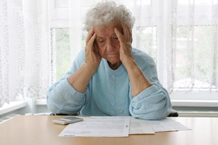 Financial abuse in nursing homes