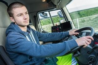 Inexperienced truck drivers