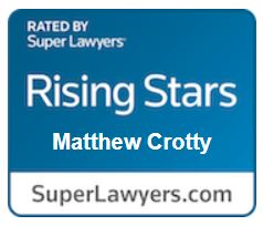SuperLawyers Rising Stars Matt Crotty