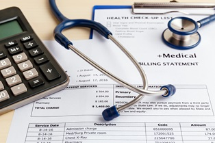 Paying medical bills after a car accident Neblett, Beard and Arsenault