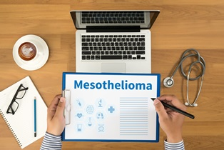 Laws for mesothelioma